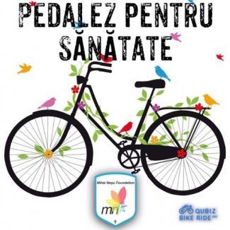 Orădenii pasionaţi de ciclism, invitaţi la o tură în Betfia pentru a sprijini fundaţia fostului fotbalist Mihai Neşu