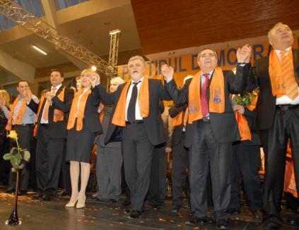PDL Bihor, în stare de şoc după demisia lui Petru Filip