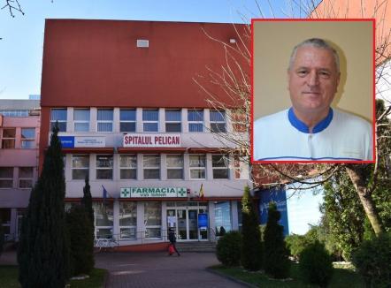 Medic de la Spitalul Pelican din Oradea, confirmat cu Covid: O pacientă reclamă că a fost nevoită să intre în carantină după un consult