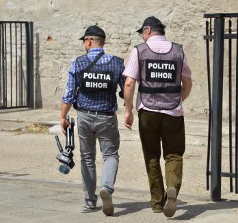 Percheziţii în Bucureşti, Bihor şi alte 21 de judeţe, la persoane care au cumpărat articole pirotehnice interzise