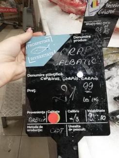 Pești stricați și mâncare expirată în magazine Carrefour din România. Nereguli şi la Oradea (FOTO / VIDEO)