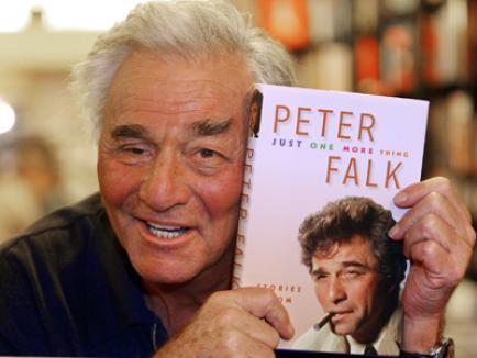 Peter Falk, alias Columbo, a murit la 83 de ani