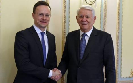 'Un pas istoric': România va exporta gaz în Ungaria