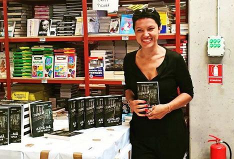 Scriitoarea Petronela Rotar lansează la Oradea două cărți