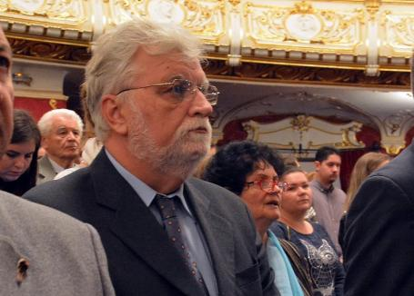 Filip, la pensie: Fostul primar al Oradiei se retrage şi de la Universitate