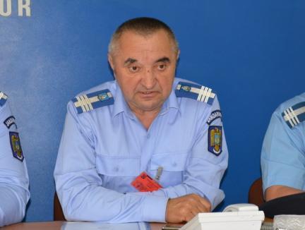 """Vis de colonel: Şeful Jandarmilor bihoreni şi-a pus ringtone cu """"Onor la General"""""""