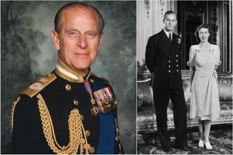 A murit prinţul Philip al Marii Britanii. Anunţul, făcut 'cu profundă durere' de regina Elisabeta