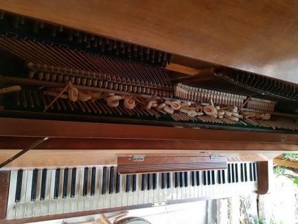 Da' cu pianul ce-aţi avut?