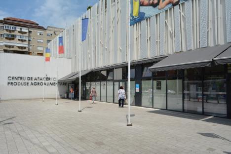 ADP scoate la licitație mai multe spații în Centrul de Afaceri Rogerius și în Piața Decebal