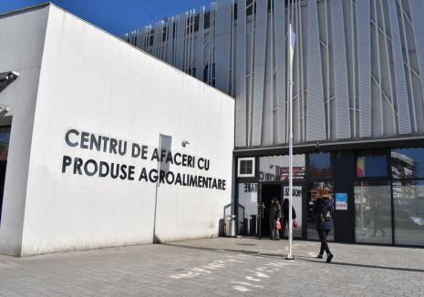 ADP Oradea anunță licitarea unor spații comerciale în piața Rogerius