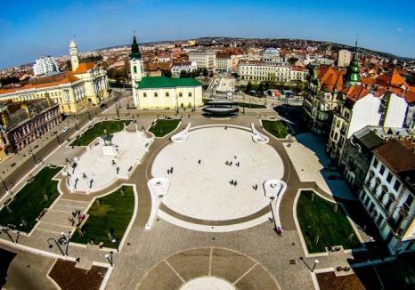 Vizitaţi Oradea! Primăria promovează oraşul pe piaţa din Bucureşti, pentru a atrage turişti de city break