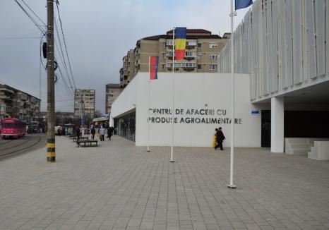 Administraţia Domeniului Public organizează licitaţie pentru închirierea unui spaţiu comercial în Piaţa Rogerius