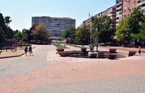 Primăria Oradea scoate la licitaţie proiectarea celor trei piaţete pietonale din Rogerius, Ioşia şi Nufărul