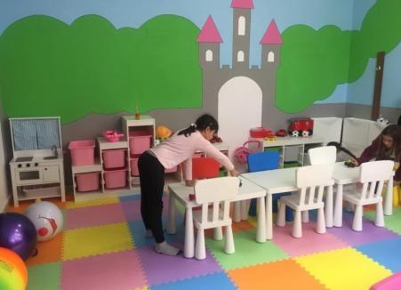 Ciao Kids: Un nou loc de joacă şi de petreceri pentru copii, la Restaurantul-pizzerie Ciao