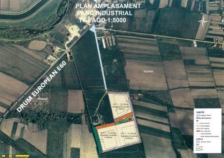 Licitaţie eşuată: Se reiau procedurile pentru atribuirea unei lucrări de un milion de euro la Parcul Industrial Tileagd