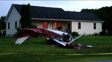 Tânăr orădean mort în SUA, după ce avionul pe care îl pilota s-a prăbuşit (FOTO)