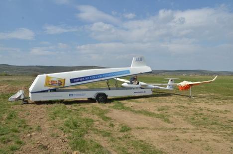 Paradisul 'păsărilor': Planorişti din toată Europa se adună la Kings Land din Ineu (FOTO)