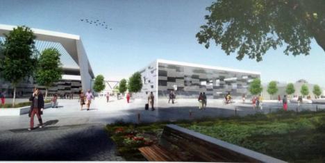 Masterplan pentru Universitate: Primăria Oradea va investi anual 2 milioane de euro pentru extinderea şi renovarea campusului universitar (FOTO)