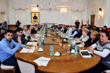 Primăria Oradea face plăţi de 18 milioane euro pentru rambursarea anticipată a unor credite, achitarea unor lucrări şi capitalizarea Termoficare