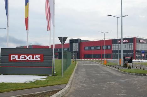 21 de angajaţi depistaţi cu Covid-19 la compania Plexus din Oradea şi 'terţi contractori'