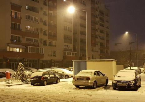 Meteorologii au emis cod galben de polei în Bihor