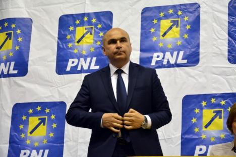 Primarul Oradiei, Ilie Bolojan, a fost ales prim-vicepreşedinte al PNL. Se va ocupa de strategii politice