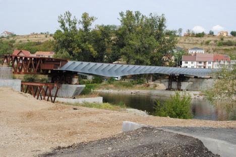 E oficial: Construcţii Bihor face Podul Dragoş Vodă, lucrările încep la 1 iulie