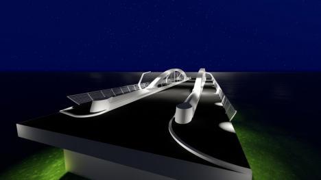 Vă place? Cum va arăta viitorul pod al Centenarului, construit din metal (FOTO)
