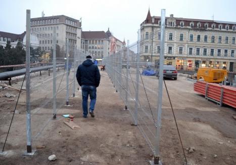 Podul Ladislau se redeschide pentru pietoni