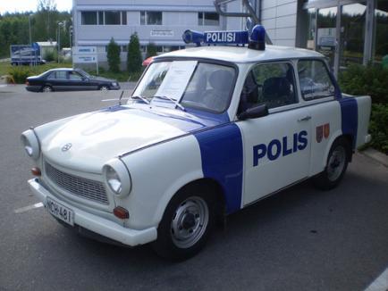 Poliţist de grădiniţă