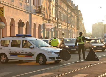 Cine sunt cei 3 candidaţi pentru postul de şef al Poliţiei Locale Oradea
