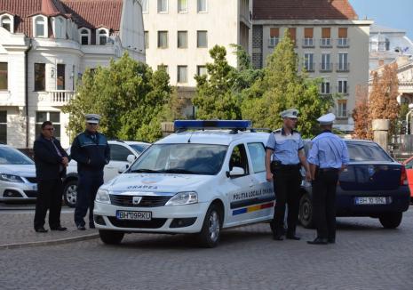 Trenul de Cluj: Cine conduce Poliţia Locală Oradea, după retragerea discretă a fostului director