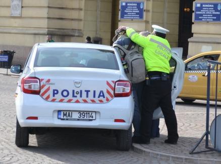 Leşinaţi la Poliţie: Aproape jumătate din candidaţii pentru un post în Poliţia Locală au căzut testele fizice