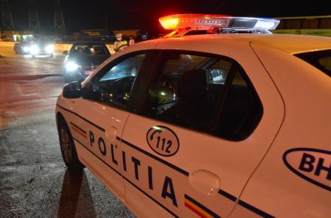 Un tânăr de 19 ani din Tinca a fost prins drogat la volanul unui Ford. 'Ameţitul' a rămas fără permis şi s-a ales cu dosar penal