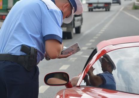 Alt drogat la volan: Şoferul unui Audi A6 a buşit o maşină pe Bulevardul Ştefan cel Mare