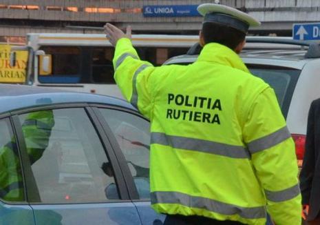 Poliția Bihor, în alertă: Filtre în tot județul, pentru căutarea unui individ care a înjunghiat un taximetrist!