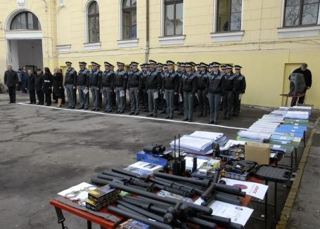 Poliţia Locală Oradea a fost desfiinţată şi transformată în direcţie a Primăriei