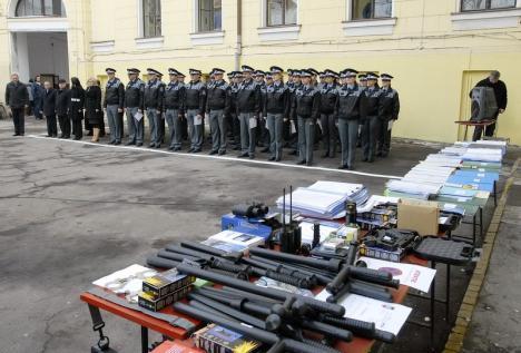 Zece ani de la înfiinţare. Poliţia Locală Oradea organizează joi ziua porţilor deschise