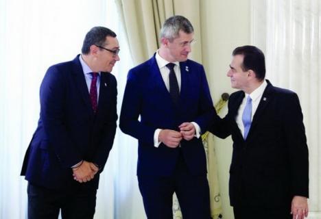 Guvernul PNL se face greu. Ponta nu votează alături de liberali. Pe cine contează Orban?