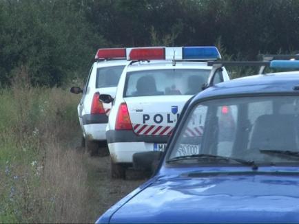 Detalii despre omorul de la Gălăşeni: Autorul, un consilier local din Măgeşti, este naşul copilului victimei sale