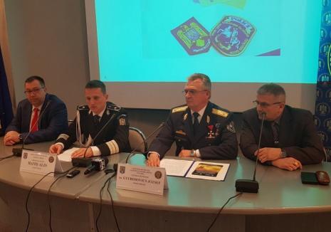 Premieră națională: În perioada sărbătorilor, patrule rutiere mixte de poliţişti bihoreni şi ungari le oferă şoferilor cafele şi ceaiuri calde (FOTO / VIDEO)