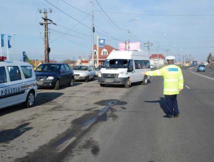 """Poliţiştii din Bihor şi Hajdu-Bihar dau din nou startul la raziile """"în oglindă"""""""