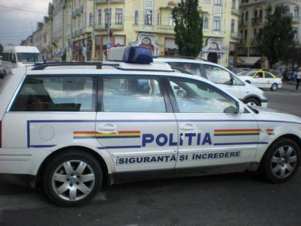 De Sărbători, poliţiştii bihoreni vor supraveghea bisericile, cluburile, şoselele şi frontiera