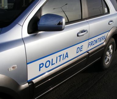 """Poliţiştii de frontieră s-au """"reprofilat"""": au prins un grup de spărgători de case"""