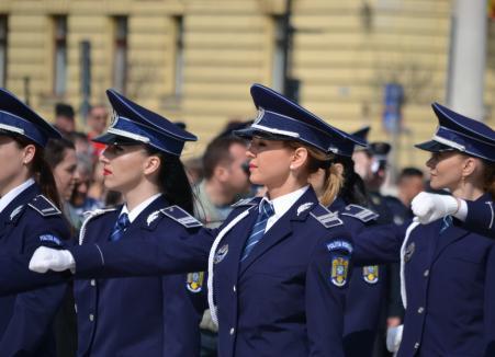11 posturi de ajutor şef de post scoase la concurs de Poliţia Bihor. Vezi cum se poate ajunge poliţist doar cu diploma de Bac!