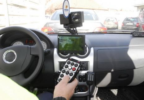 Vitezomani cu bolizi: Un șofer de BMW şi unul de Jaguar au rămas fără permis pentru viteză