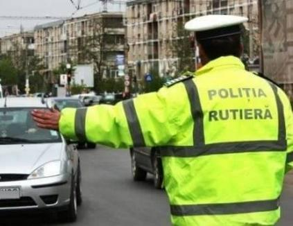Tânăr de 18 ani, drogat la volan! Poliţiştii l-au prins pe strada Transilvaniei din Oradea