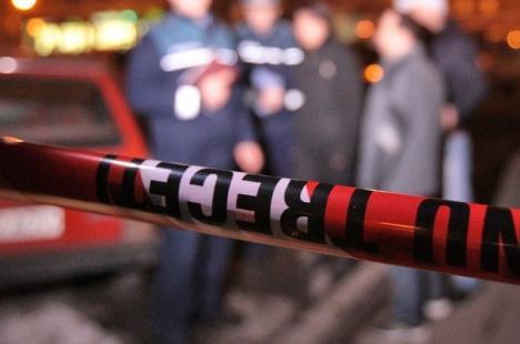 Poliţist din Slatina, împuşcat în cap de iubită. Şi femeia a fost rănită