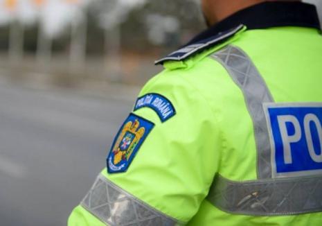 Flagrant de mită la Salonta: Un orădean a încercat să-l 'cumpere' cu 1.000 euro pe poliţistul care i-a făcut dosar penal