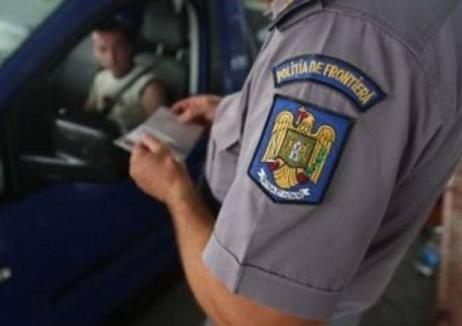 Un poliţist de frontieră din Vama Borş a fost reţinut pentru şpagă. Denunţătorul l-a înregistrat negociind mita!